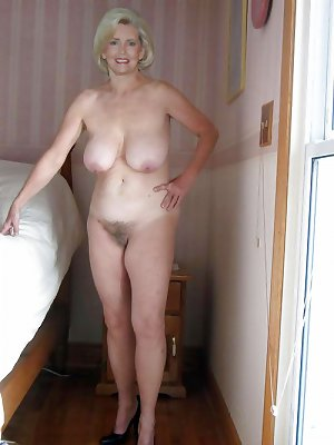 Mature with tits